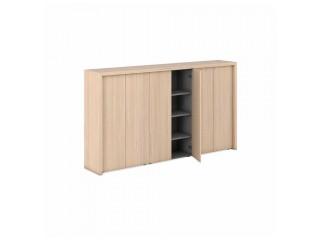 JR501 Композиция - 3 средних шкафа+обвязка (2800х500х1567)