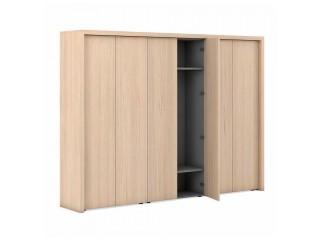 JR504 Композиция - 3 высоких шкафа+обвязка (2800х600х2067)