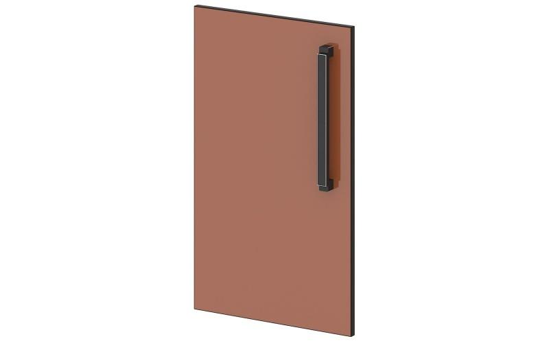 L-014 Низкие двери для стеллажей L-63, L-64, L-67 (444х18х742)
