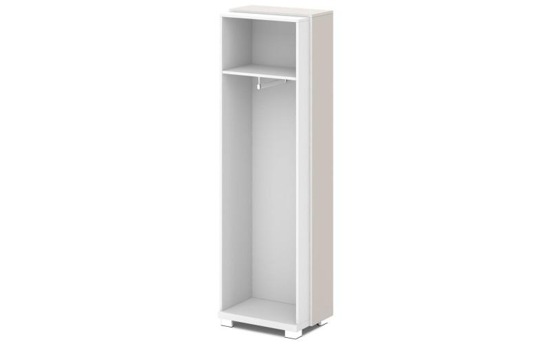 L-56 Каркас шкафа для одежды отдельностоящий (632х440х2049)