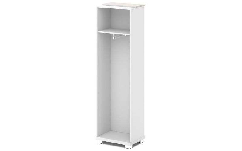L-56ц Каркас шкафа для одежды центральный (596х440х2049)