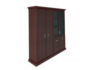 LRD401 Шкаф-гардероб 2-х секционный  (2042х523х2139)