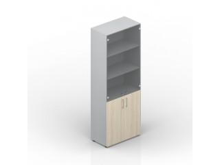EMHS834TN Шкаф для документов (800х440х1950 мм)