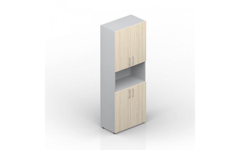 EMHS837 Шкаф для документов (800х440х1950 мм)