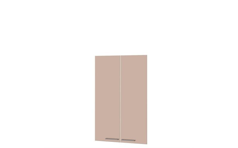 4ФКС.002 Средние, стеклянные двери (396х1245х5 мм)