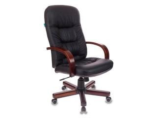 Офисное Кресло руководителя T-9908/WALNUT