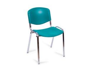Офисный стул Изо/chrom/пластик