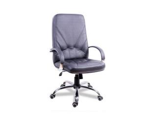 Кресло для руководителя Менеджер Хром