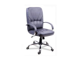 Конференц-кресло Менеджер Короткий Хром