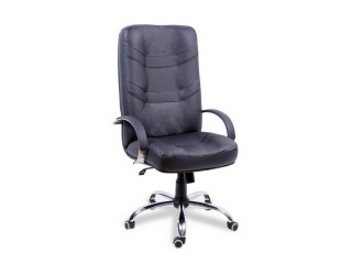 Кресло для руководителя Министр Хром