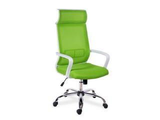 Кресло для персонала Оптима люкс с подголовником