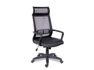 Кресло для персонала Оптима стандарт с подголовником