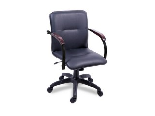 Офисный стул Самба на пластиковой крестовине