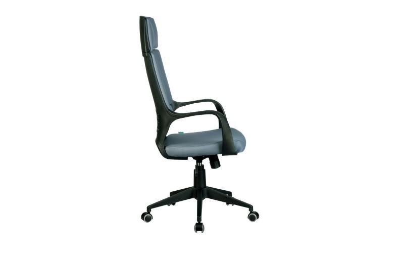 Кресло компьютерное 8989 черный пластик