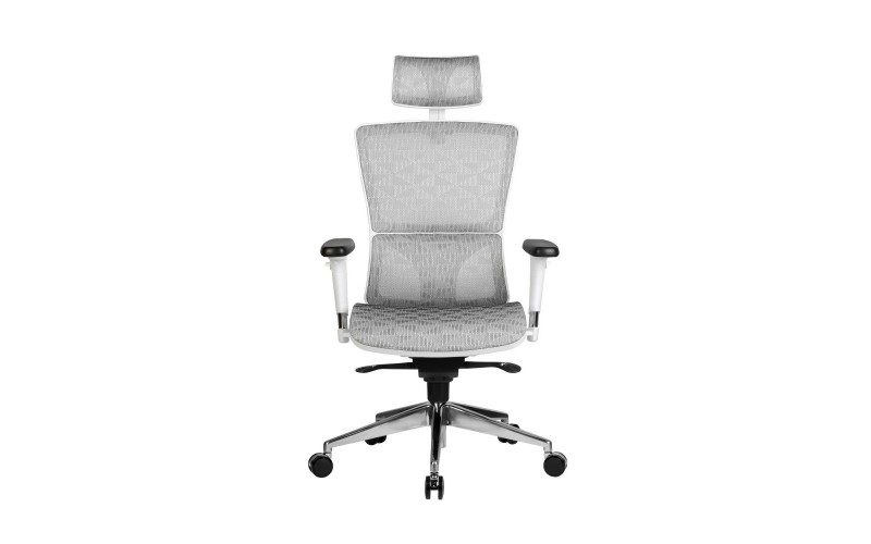 Кресло компьютерное A8 (чёрный пластик)