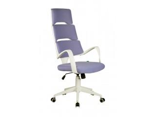Кресло для персонала SAKURA белый пластик