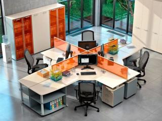 Офисная мебель для персонала Absolute