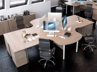 Офисная мебель для персонала АГАТ