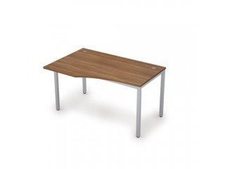 6М.022 Эргономичный стол левый (1400х900х750 мм)
