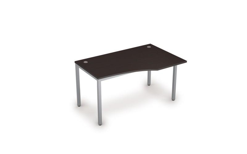 6М.023 Эргономичный стол правый (1400х900х750 мм)