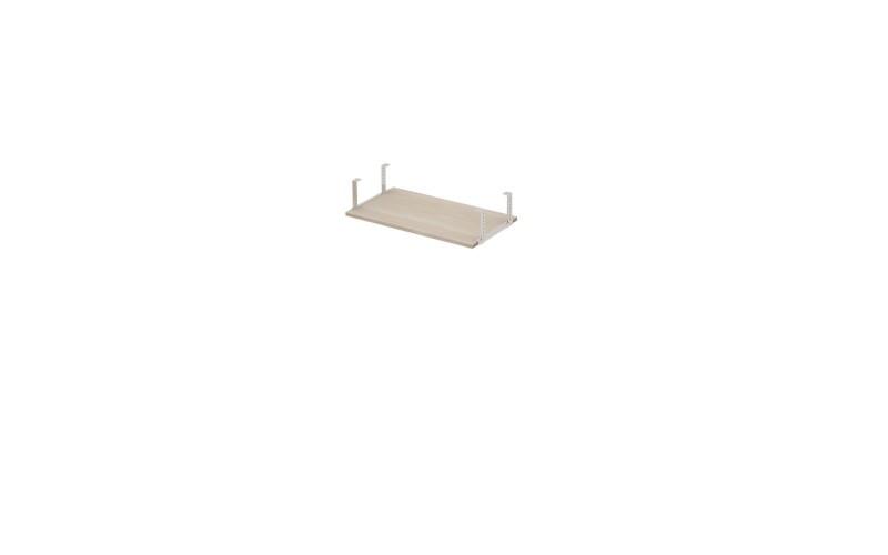 6ПК.002 Полка под клавиатуру (628х350х16 мм)