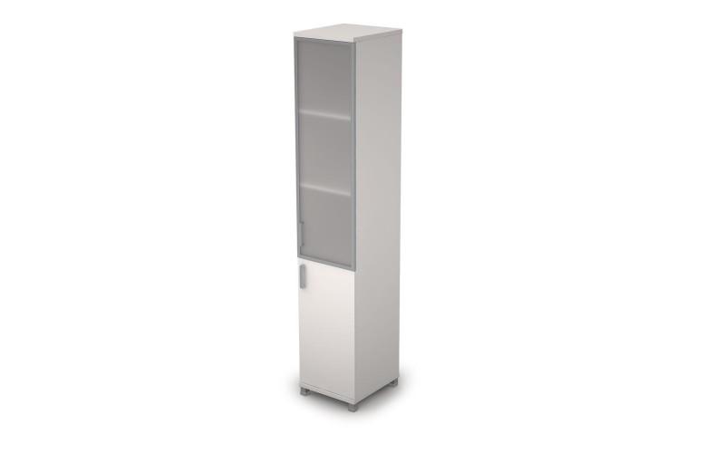 6П.005.4 Шкаф-пенал узкий (400х450х2116 мм)