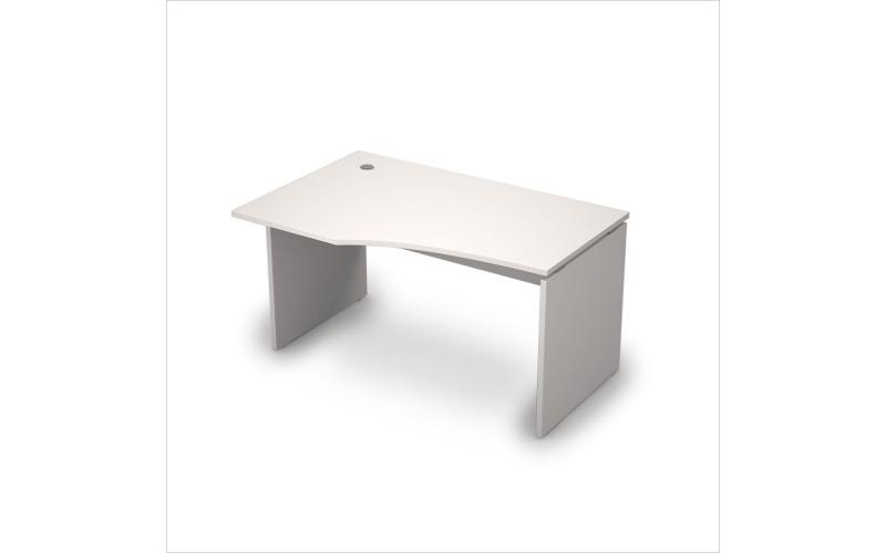 6С.022 Стол эргономичный левый (1400х900х750 мм)