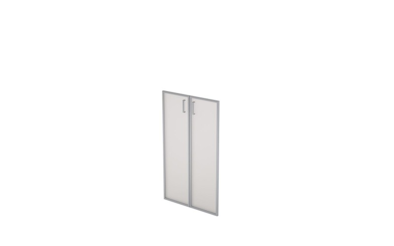 6ФКс.009 Комплект матовых дверей (1244х396х20 мм)