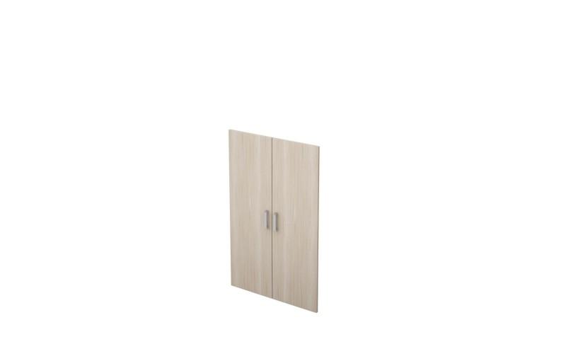 6ФК.002 Комплект средних дверей (1244х396х16 мм)