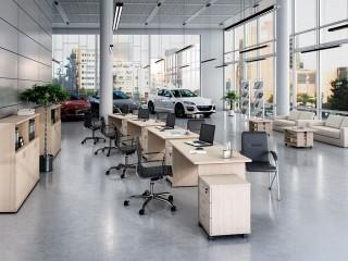 Офисная мебель для персонала ЭТЮД
