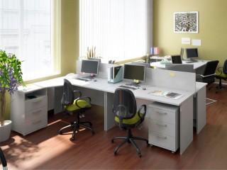 Офисная мебель для персонала FACT