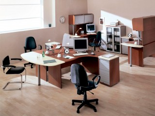 Офисная мебель для персонала Flash