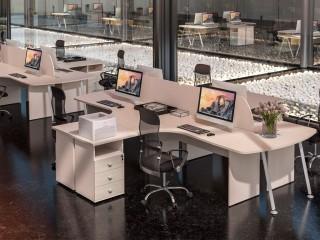 Офисная мебель для персонала GAMMA