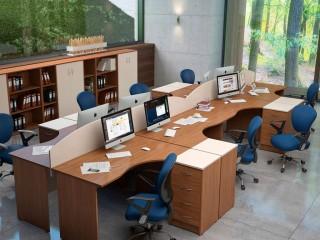 Офисная мебель для персонала ИМАГО