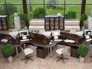 Офисная мебель для персонала Лайт