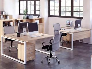 Офисная мебель для персонала METAL SYSTEM STYLE