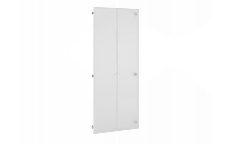 9530А Двери стеклянные (447х20х2016 мм)