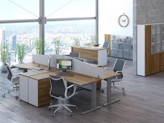 Офисная мебель для персонала OperatorMet