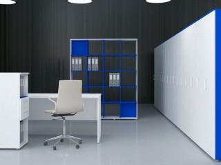 Офисная мебель для персонала Sentida Color