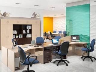 Офисная мебель для персонала SIMPLE