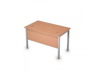 2МД.108 Столы на металлических опорах, экран ЛДСП (1200х700х750)