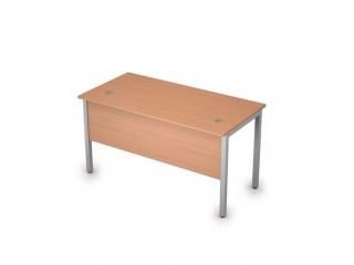 2МД.109 Столы на металлических опорах, экран ЛДСП (1400х700х750)
