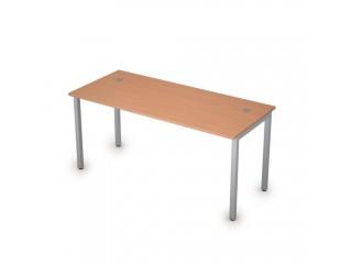 2М.104 Столы на металлических опорах без экрана (1600х700х750)