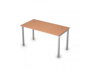 2М.109 Столы на металлических опорах без экрана (1400х700х750)
