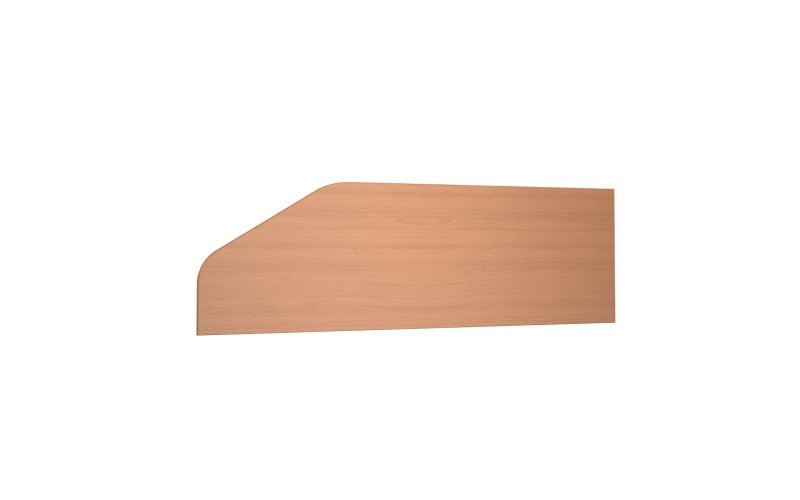 2БР.004 Перегородка на стол (1400х430х16 мм)