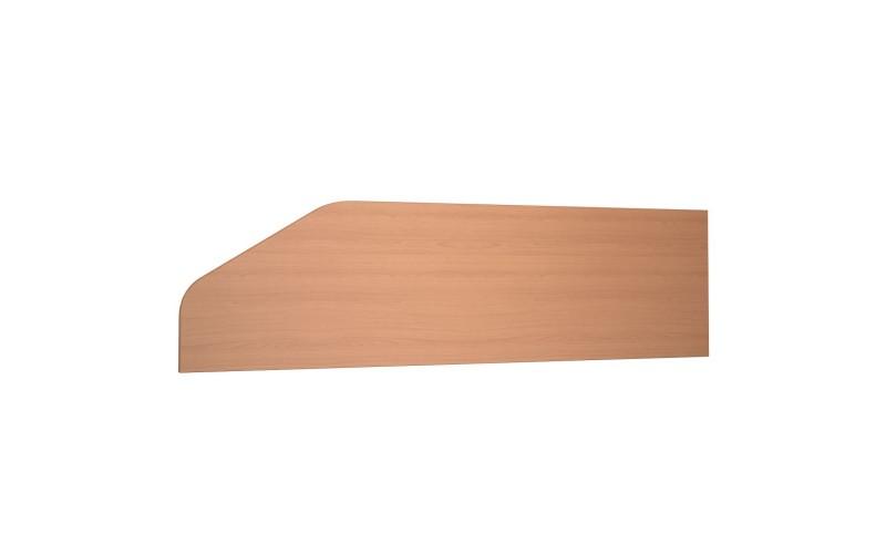 2БР.005 Перегородка на стол (1600х430х16 мм)