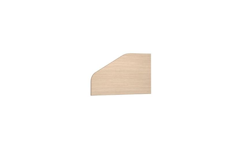 2БР.006 Перегородка на стол (700х430х16 мм)
