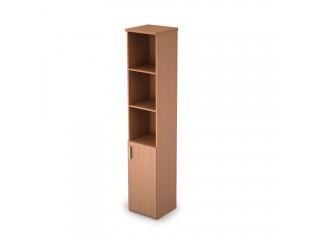 2П.005.2 Шкаф узкий, высокий (395х370х1960 мм)