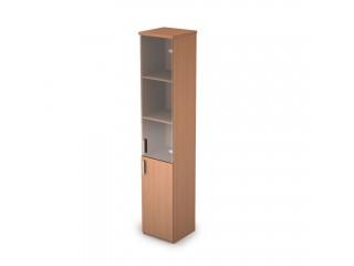 2П.005.3 Шкаф узкий, высокий (395х370х1960 мм)