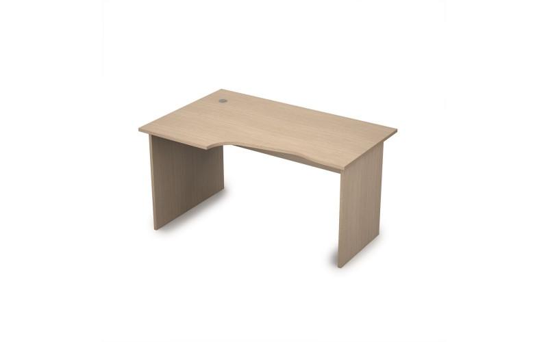 2С.022 Стол эргономичный, левый (1400х900х750 мм)